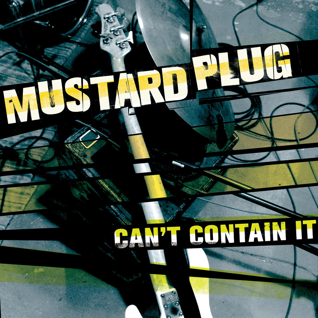 Mustard Plug - In Black And White