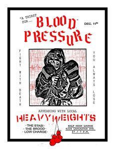 blood pressure flier