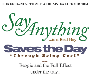 saves the day say anything
