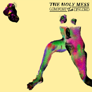 holy mess comfort in the discord cover